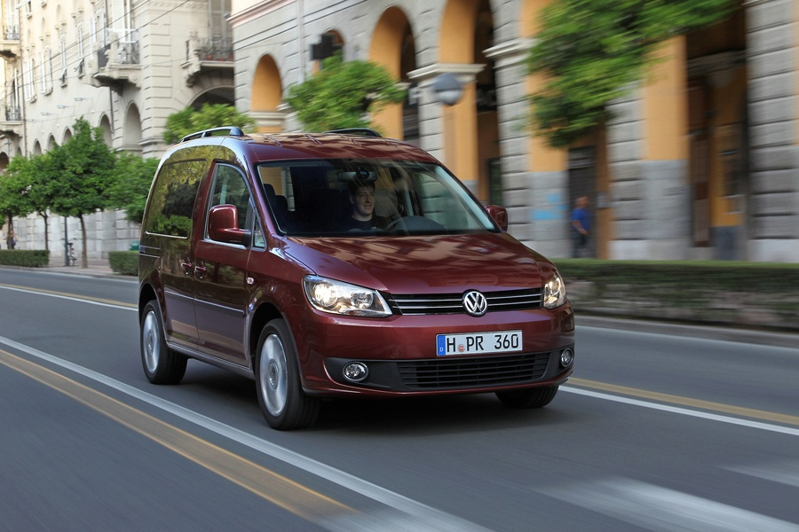 Volkswagen Caddy (2010-15)