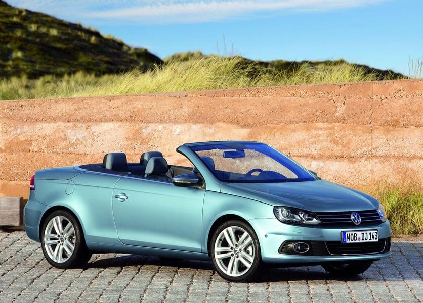 Volkswagen Eos (2006-12) (2)