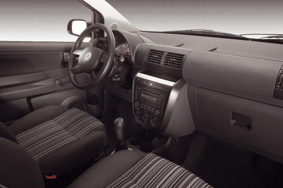 Volkswagen Fox (2005-11) (5)