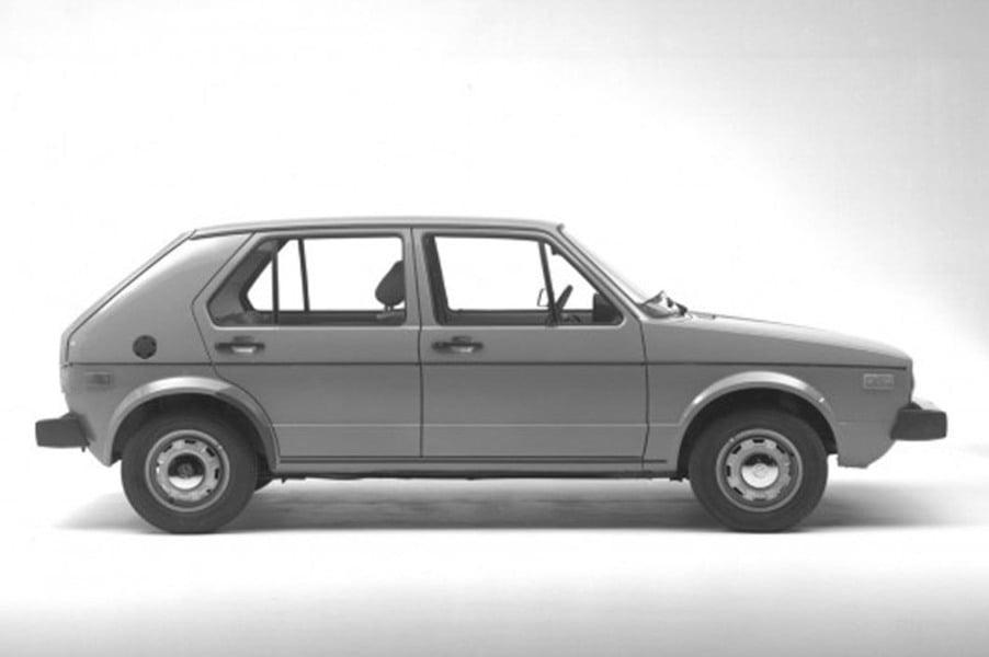 Volkswagen Golf (1974-83) (3)