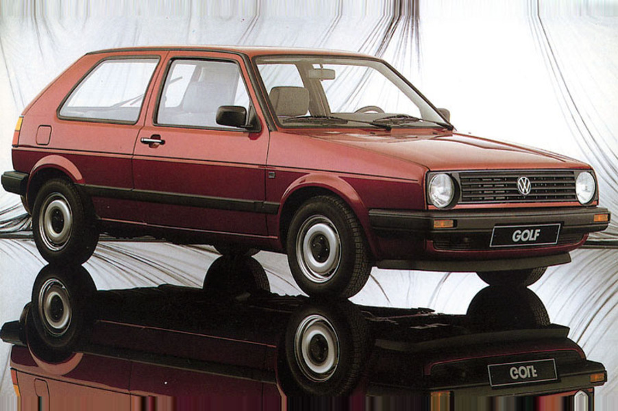 Listino Volkswagen Golf (1983-92) usate - Automoto.it