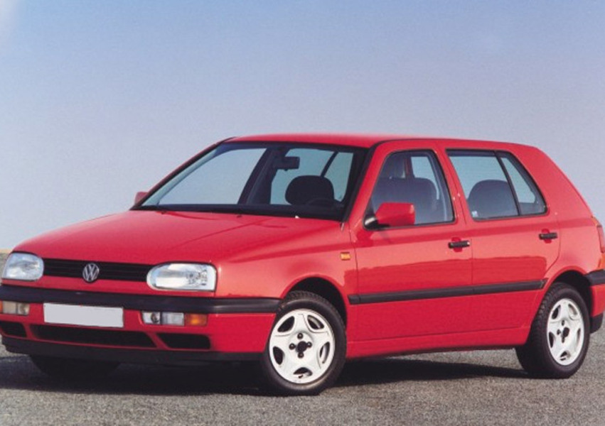 Volkswagen Golf 1.6/101 CV cat 3 porte Movie Air (3)