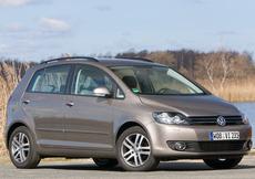 Volkswagen Golf Plus (2009-14)