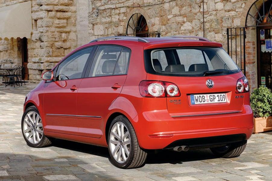 Volkswagen Golf Plus (2009-14) (5)