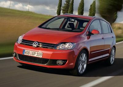 Volkswagen Golf Plus 1 2 TSI Comfortline (10/2009 - 07/2014