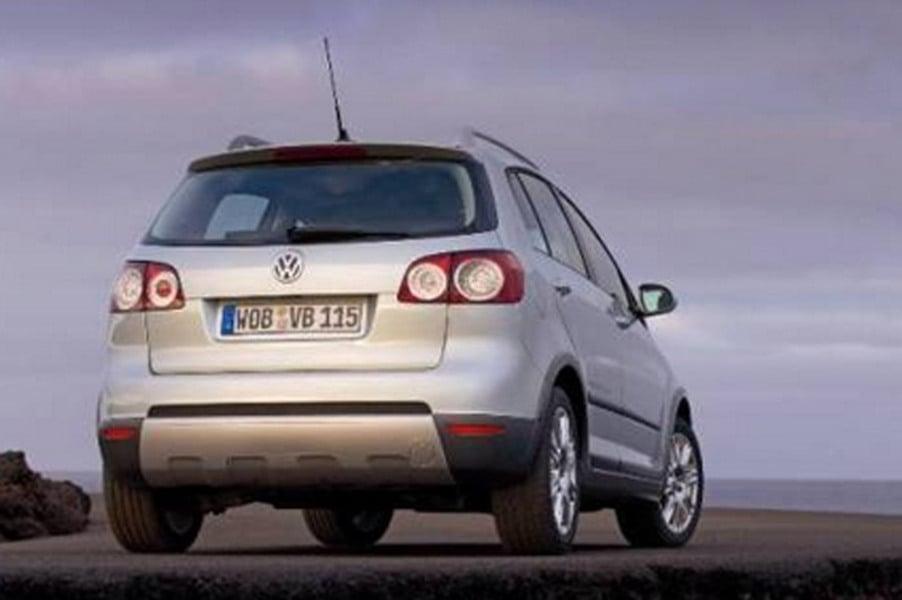 Volkswagen Golf Plus Cross (2006-09) (2)