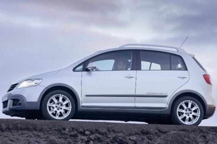 Volkswagen Golf Plus Cross (2006-09) (5)