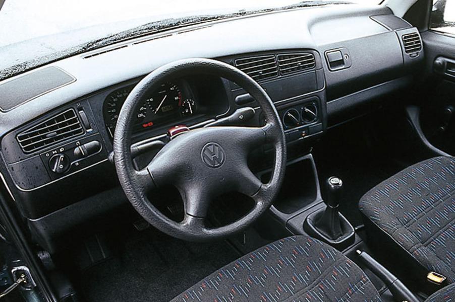 Volkswagen Golf Variant (1993-98) (4)