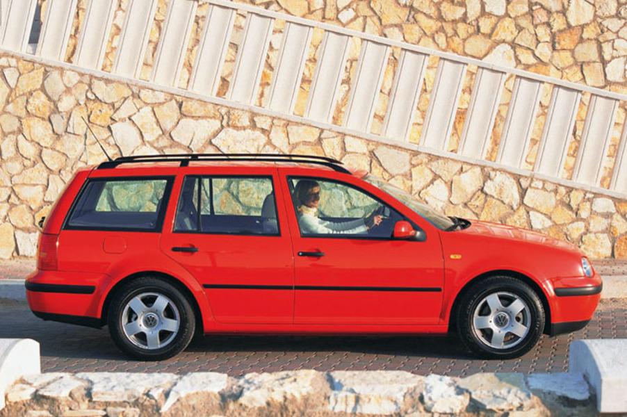 Volkswagen Golf Variant (1999-06) (3)