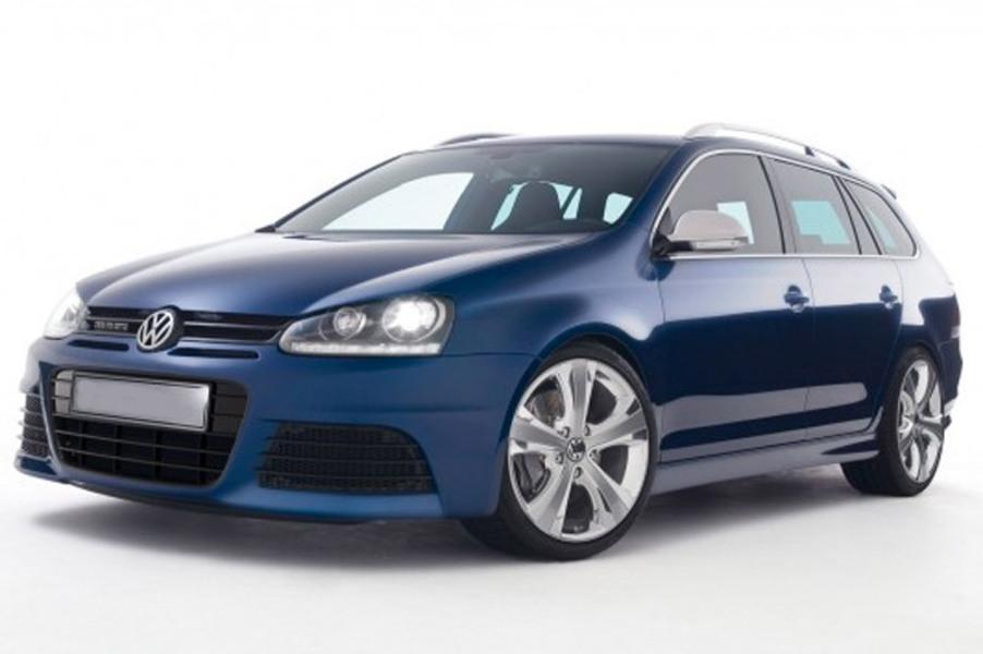 Volkswagen Golf Variant (2007-10)
