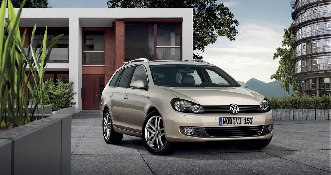 Volkswagen Golf Variant (2009-14) (2)