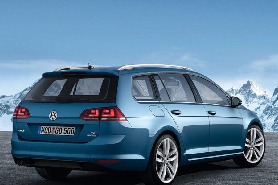 Volkswagen Golf Variant (2013->>) (4)