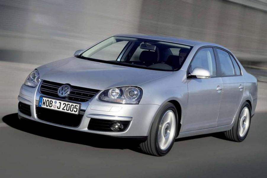 Volkswagen Jetta (2005-10) (2)