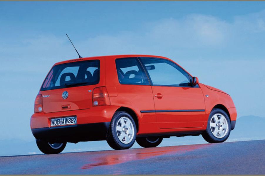 Volkswagen Lupo (1998-05) (2)