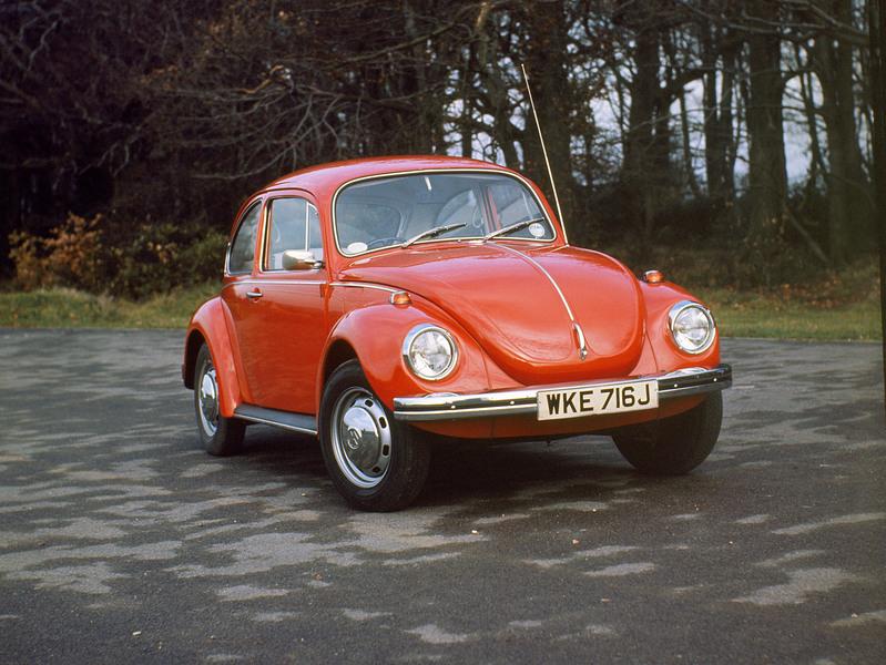 Volkswagen Maggiolino (1983-86)