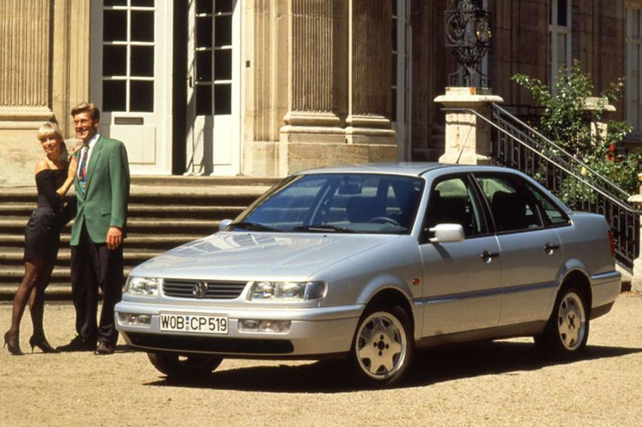 Volkswagen Passat (1977-96) (4)