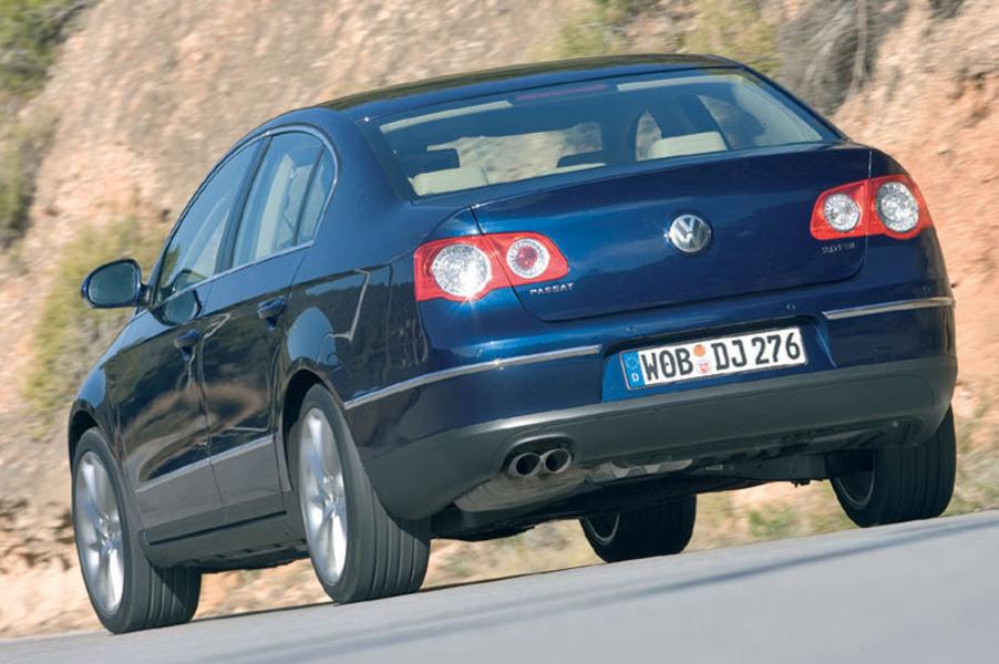 Volkswagen Passat (2005-10) (2)