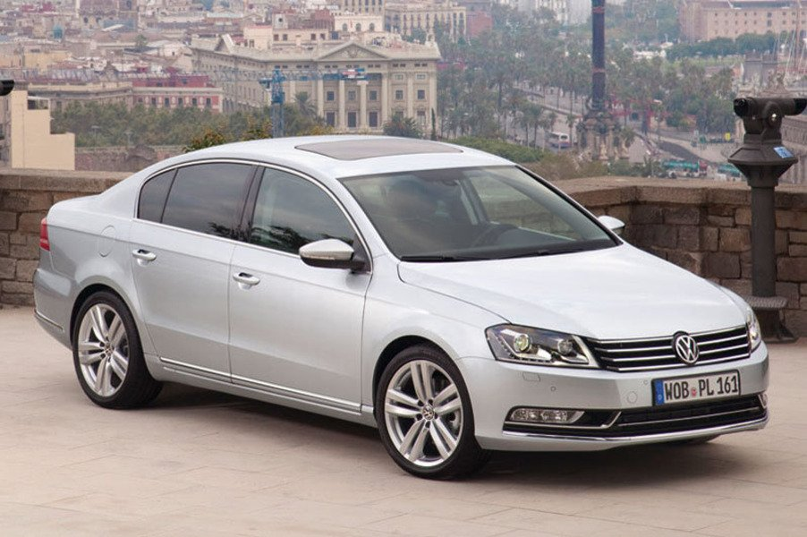 Volkswagen Passat (2010-14)