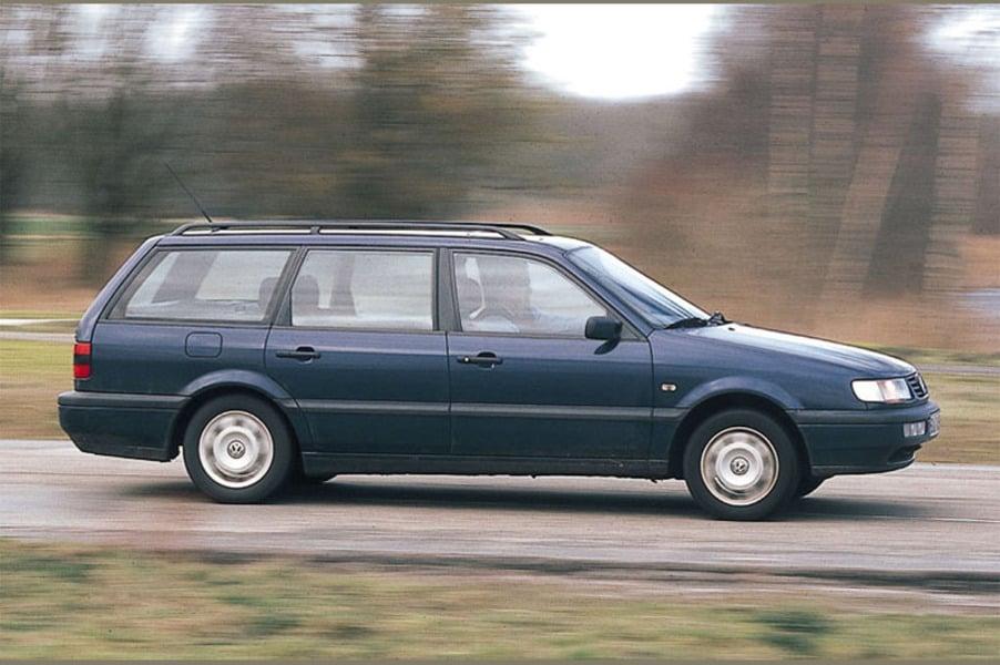 Volkswagen Passat Variant 2000 cat Syncro Arriva (3)