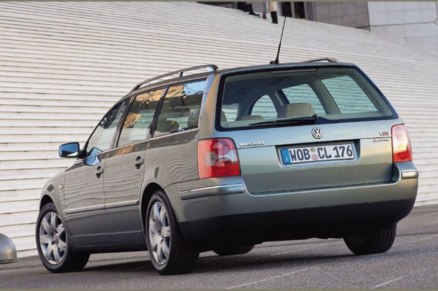 Volkswagen Passat Variant (1997-06) (2)