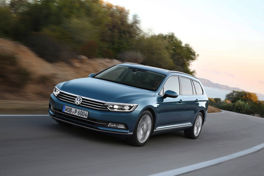 Volkswagen Passat Variant 2.0 TDI Highline BlueMotion Technology (4)
