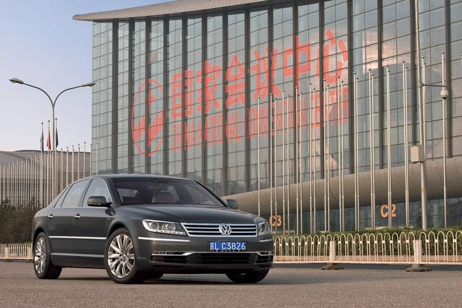 Volkswagen Phaeton (2002-15) (5)