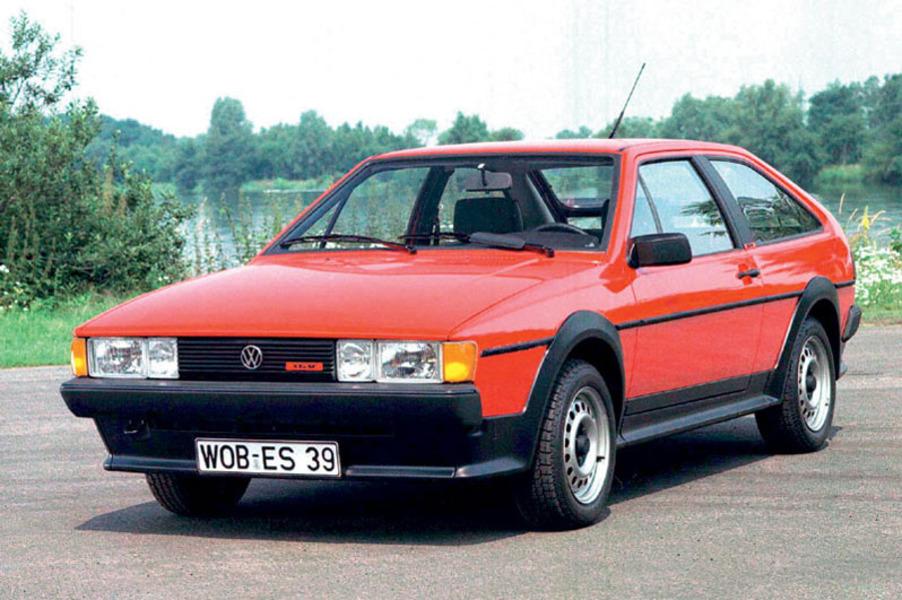 Volkswagen Scirocco LS