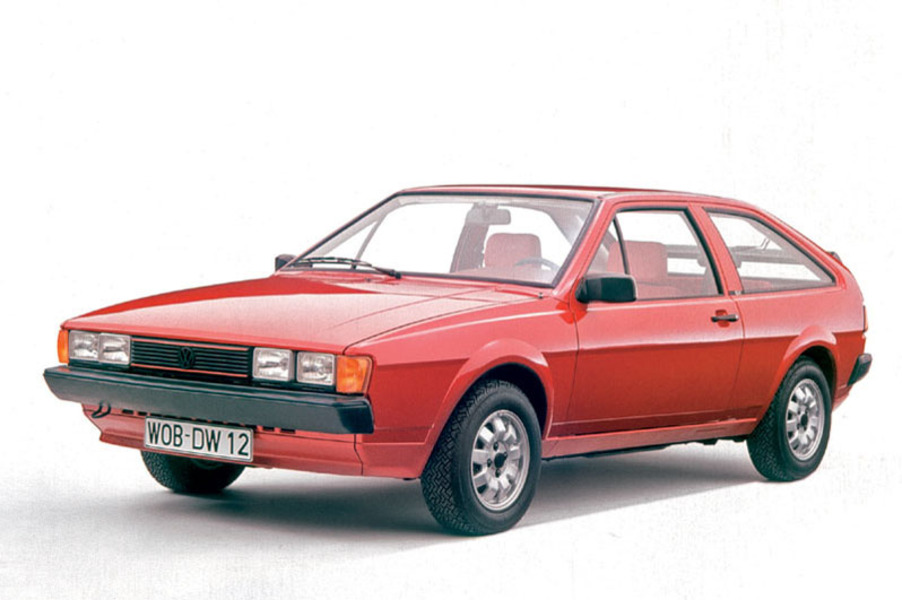 Volkswagen Scirocco LS (4)