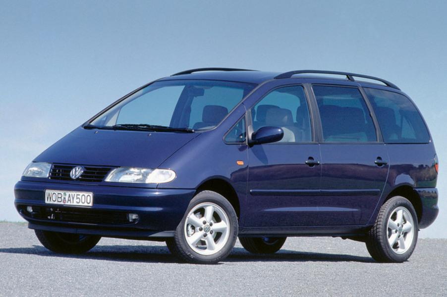 Volkswagen Sharan (1995-11)