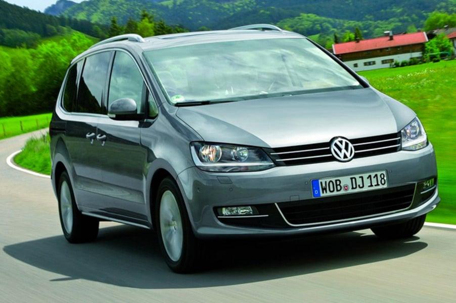 Volkswagen Sharan (2)