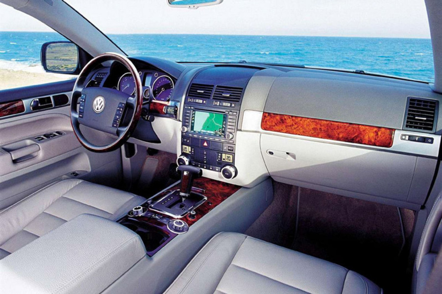 Volkswagen Touareg (2002-10) (5)