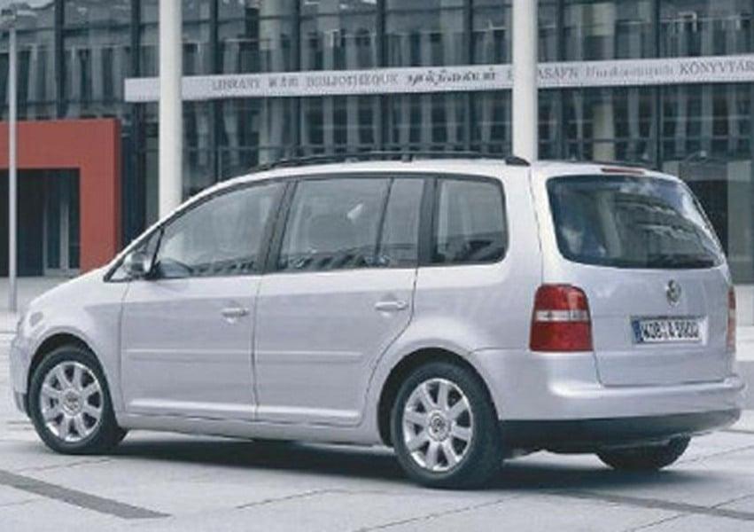 Volkswagen Touran TDI 105CV DPF Trendline (5)
