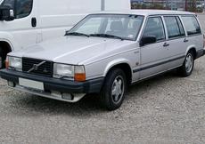 Volvo 740 (1985-92)
