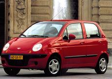 Daewoo Matiz (1998-05)