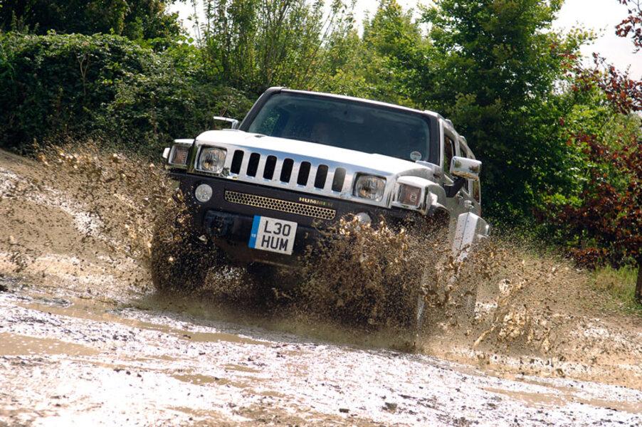 Hummer H3 (2005-09) (2)