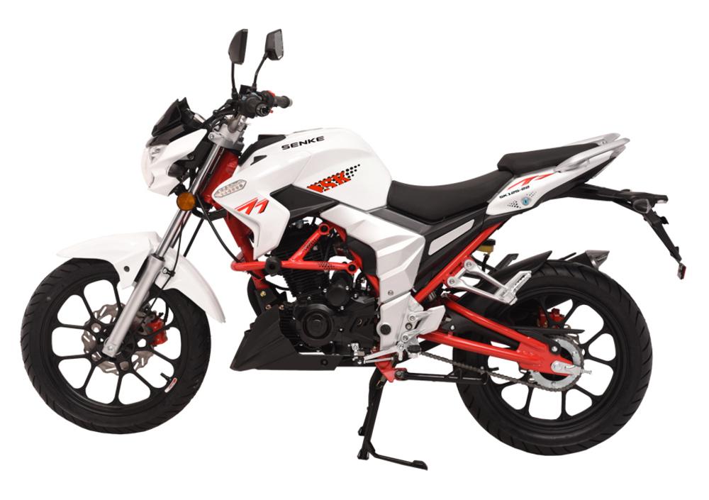 Senke SK Naked Sport 125 (2017 - 18), prezzo e scheda