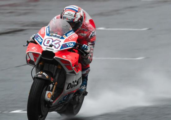 Andrea Dovizioso ha vinto il Gran Premio di MotoGP del Giappone