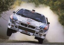 Lancia 037 Rally. A bordo dell'auto che sconfisse l'Audi Quattro [Video]