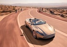 Aston Martin DB11 Volante, dopo la Coupé ecco la cabriolet