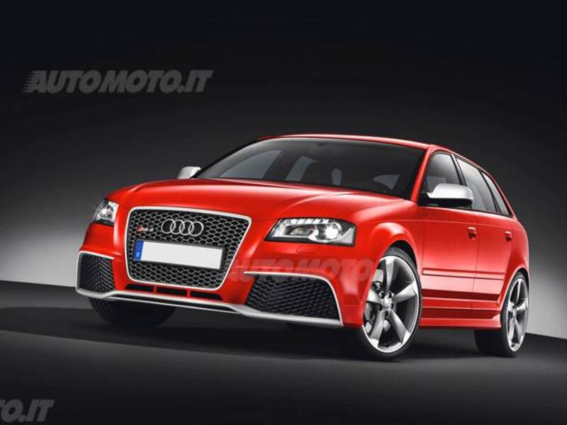 Audi rs3 sportback 2 5 tfsi quattro s tronic 12 2010 12 for Audi rs3 scheda tecnica