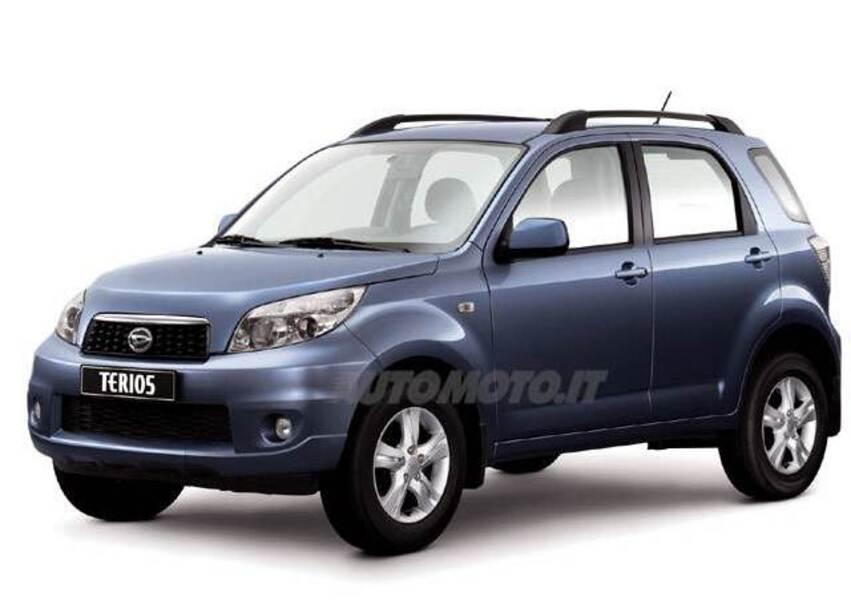 Daihatsu Terios 1.5 4WD B You O/F Green Powered