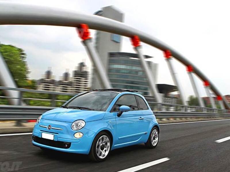 abbastanza Fiat 500 0.9 TwinAir Turbo Lounge (07/2010 - 10/2013): prezzo e  NY01