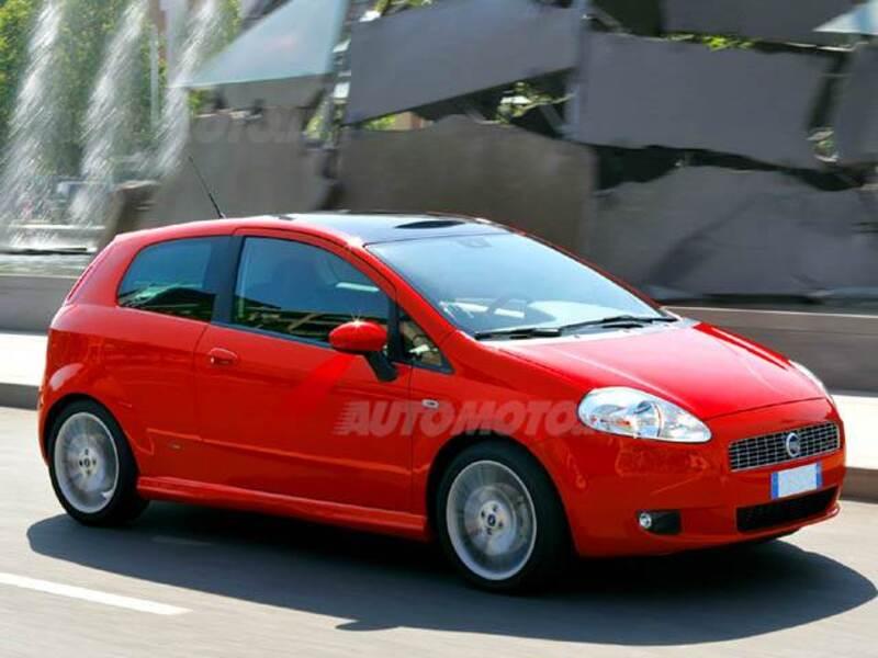 Fiat Grande Punto 1.4 3 porte S&S Actual