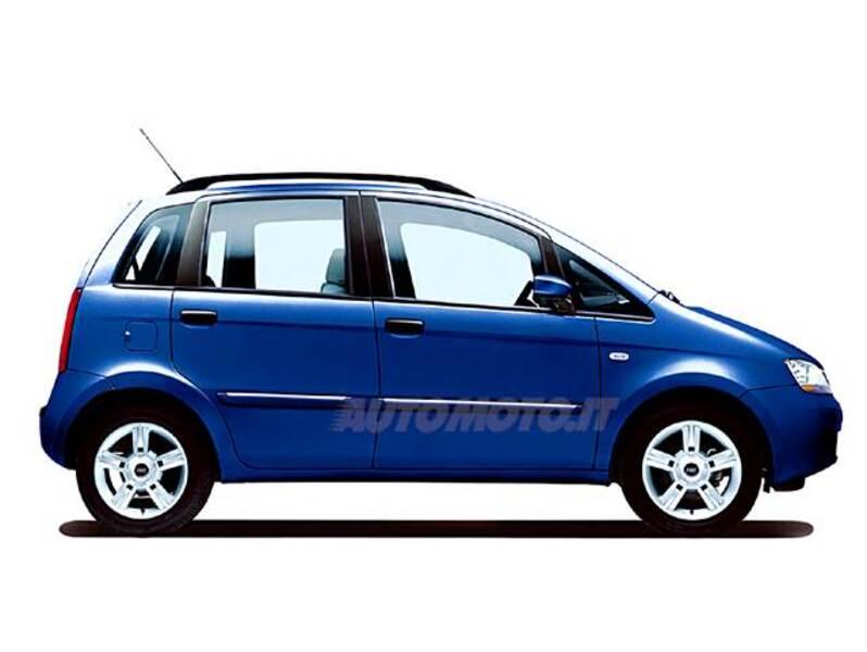 Fiat Idea 14 Active Gpl 072010 092011 Prezzo E Scheda