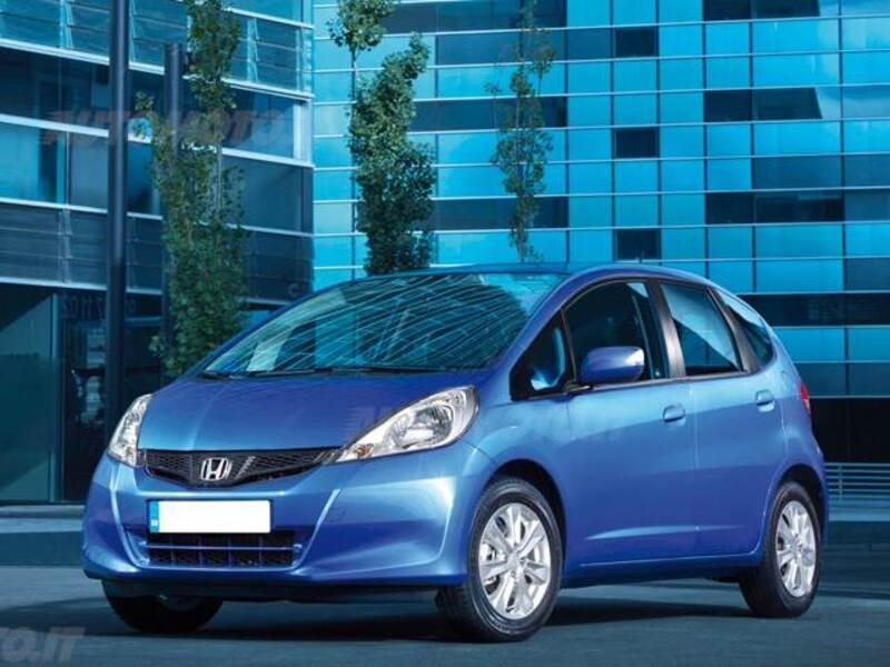 Honda Jazz 12 I Vtec Trend 032011 122015 Prezzo E Scheda