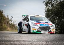 CIR 2017. Due Valli. A Andreucci (Peugeot) il primo Round di finale