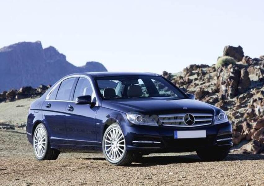 Mercedes-Benz Classe C 250 CDI 4Matic BlueEFFICIENCY Executive