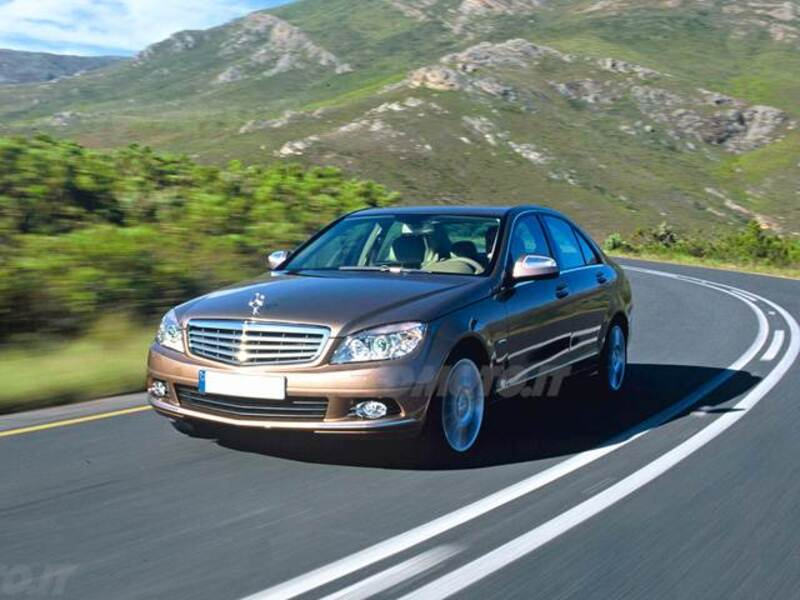 Mercedes-Benz Classe C 250 CGI BlueEFFICIENCY Elegance