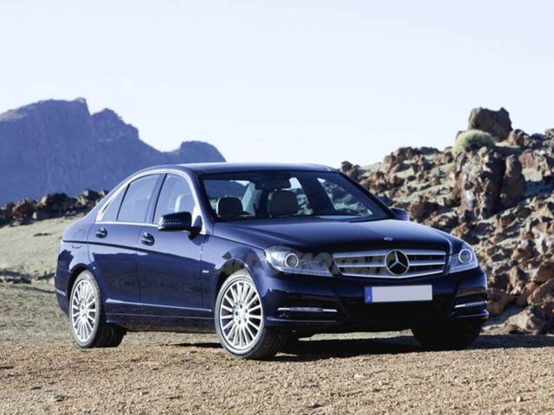 Mercedes-Benz Classe C 350 4Matic BlueEFFICIENCY Avantgarde