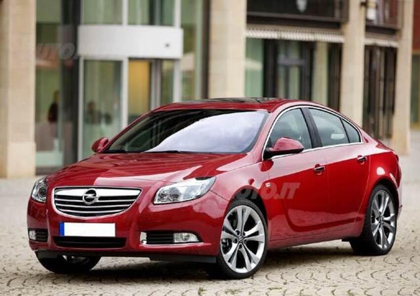 Opel Insignia CDTI 4 porte Cosmo